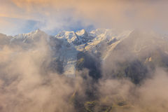 Mont Blanc, France Stock Photos