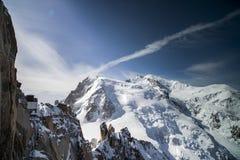 Mont blanc Royalty Free Stock Photos