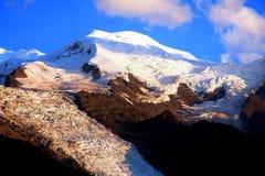 MONT-BLANC - French Alps Stock Photos