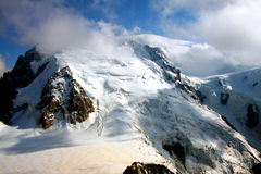 MONT-BLANC - French Alps Royalty Free Stock Images