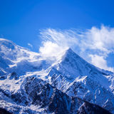 Mont Blanc. Stock Images