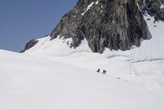 Mont Blanc Massif Royalty Free Stock Image