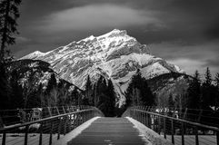 mont cascada Fotografía de archivo libre de regalías
