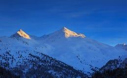 Mont du Vallon Immagine Stock Libera da Diritti