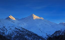 Mont du Vallon Royalty Free Stock Image