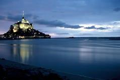 Mont heilige Michel Royalty-vrije Stock Fotografie