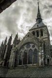 Mont-Helgon-Michel Arkivfoto