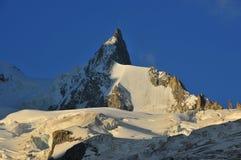 Mont Holzhammer stockfoto