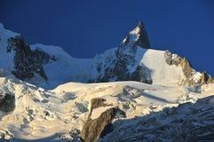 Mont Holzhammer stockbild