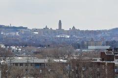 Mont koninklijke berg Montreal Canada royalty-vrije stock afbeelding