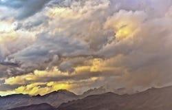 Mont lemmon near tucson royalty free stock photo