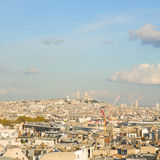 Mont Matre hill, Paris, France Royalty Free Stock Image