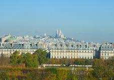 Mont Matre , Paris, France Royalty Free Stock Photos