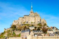 Mont Michel Zdjęcia Royalty Free