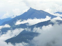 Mont Pierre Avoi, Saxon-Bagnes ( Suisse ) Royalty Free Stock Photo