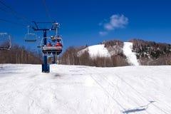 mont Québec du Canada tremblant Photo libre de droits
