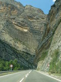 Mont Rebei, Lleida, Catalonia Stock Image