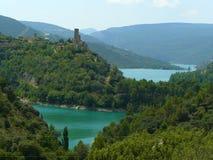 Mont Rebei, Lleida, Catalonia Royalty Free Stock Photo