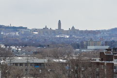 Mont royal mountain Montreal Canada Royalty Free Stock Image