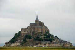 Mont S. Michel Fotografia de Stock