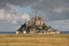 Mont saint miché Royalty Free Stock Photography