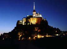 Mont saint Michael, France Royalty Free Stock Images