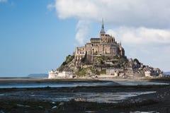 Mont Saint Miche Royaltyfri Fotografi