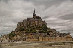 Mont Saint Michel Stock Foto's
