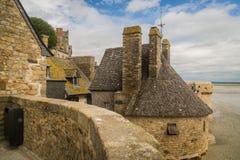 Mont Saint Michel Royalty-vrije Stock Foto