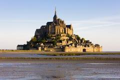 Mont-Saint-Michel Royalty Free Stock Photo