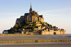 Mont-Saint-Michel Royalty Free Stock Photo