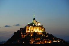 Mont Saint-Michel στοκ φωτογραφίες