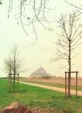 Mont Saint Michel fotografia de stock royalty free