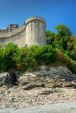 Mont Saint Michel lizenzfreie stockbilder