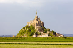 Mont-Saint-Michel Royalty Free Stock Photos