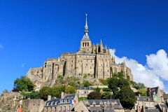 Mont Saint Michel Stock Photography
