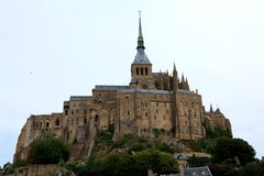 Mont Saint-Michel Stock Images