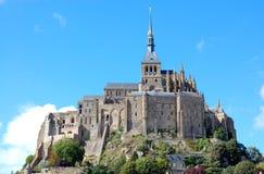 Mont saint michel Royaltyfri Foto