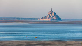 Mont Saint-Michel. In France Stock Photography