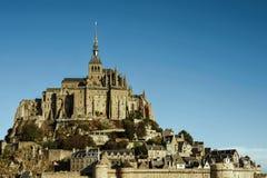 Mont Saint Michel Fotografia de Stock