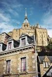 Mont Saint Michel Imagens de Stock Royalty Free