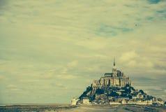 Mont Saint-Michel Stock Image