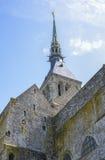 Mont-Saint-Michel Photos libres de droits