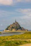 Mont Saint Michel Foto de archivo