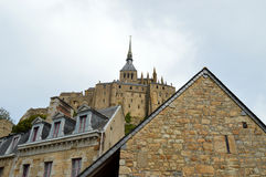 Mont Saint-Michel Photos stock