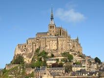 Mont Saint-Michel Royalty Free Stock Images