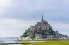 Mont Saint-Michel Lizenzfreie Stockfotografie