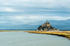 Mont Saint Michel photographie stock