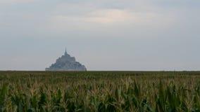 Mont Saint Michel Image stock
