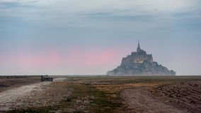 Mont Saint Michel Images stock